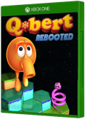 Q*bert REBOOTED: The XBOX One @!#?@! Edition Xbox One Cover Art