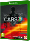 Project CARS Xbox One Cover Art