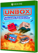 Unbox: Newbie's Adventure Xbox One Cover Art
