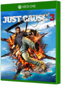 Just Cause 3 - Sky Fortress Xbox One Cover Art