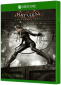Batman: Arkham Knight Catwomen's Revenge Xbox One Cover Art