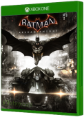 Batman: Arkham Knight Original Arkham Batmobile Xbox One Cover Art