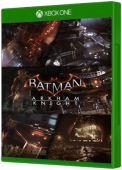 Batman: Arkham Knight Crime Fighter Challenge Pack #6 Xbox One Cover Art