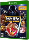 Angry Birds Star Wars Xbox One Cover Art
