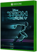 TRON RUN/r Xbox One Cover Art