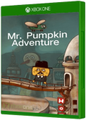 Mr. Pumpkin Adventure Xbox One Cover Art