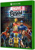 Marvel Puzzle Quest: Dark Reign Xbox One Cover Art