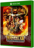Romance of the Three Kingdoms 13 Xbox One Cover Art