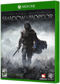 Middle-earth: Shadow of Mordor Xbox One Cover Art