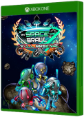 In Space We Brawl: Full Arsenal Edition Xbox One Cover Art