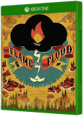 The Flame in the Flood Xbox One Cover Art