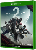 Destiny 2 Xbox One Cover Art