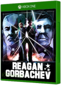 Reagan Gorbachev Xbox One Cover Art