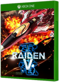 Raiden V Xbox One Cover Art