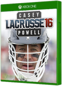 Casey Powell Lacrosse 16 Xbox One Cover Art