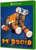 McDROID Xbox One Cover Art