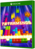 Tetraminos Xbox One Cover Art