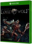 Joe Dever's Lone Wolf Console Edition Xbox One Cover Art