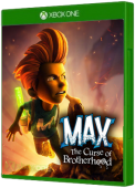Max: The Curse of Brotherhood Xbox One Cover Art