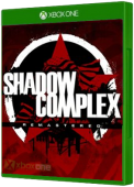 Shadow Complex Remastered Xbox One Cover Art