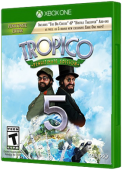 Tropico 5 Xbox One Cover Art