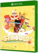 Stikbold! A Dodgeball Adventure Xbox One Cover Art