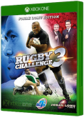 Rugby Challenge 3 Xbox One Cover Art