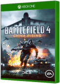 Battlefield 4: China Rising Xbox One Cover Art