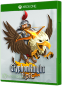 Gryphon Knight Epic Xbox One Cover Art