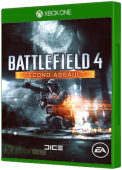 Battlefield 4: Second Assault Xbox One Cover Art