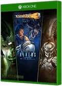 Pinball FX 2 - Aliens vs. Pinball Xbox One Cover Art