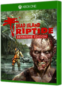 Dead Island Riptide: Definitive Edition Xbox One Cover Art