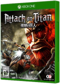 Attack On Titan Xbox One Cover Art