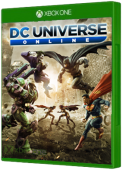 DC Universe Online Xbox One Cover Art