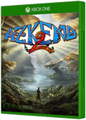 Azkend 2: The World Beneath Xbox One Cover Art