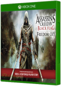 Assassin's Creed IV: Black Flag - Freedom Cry Xbox One Cover Art