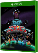 88 Heroes Xbox One Cover Art