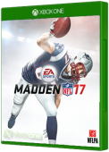 Madden NFL 17 Xbox One Cover Art