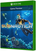 Subnautica Xbox One Cover Art