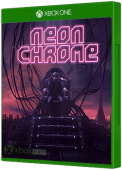 Neon Chrome Xbox One Cover Art