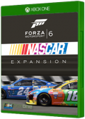 Forza Motorsport 6: NASCAR Expansion Xbox One Cover Art