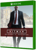 HITMAN - Episode 2: Sapienza Xbox One Cover Art