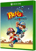 Pang Adventures Xbox One Cover Art