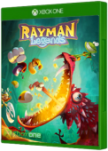 Rayman Legends Xbox One Cover Art