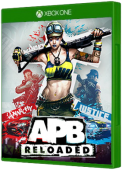 APB Reloaded Xbox One Cover Art
