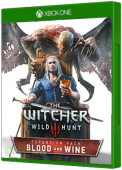 The Witcher 3: Wild Hunt - Blood and Wine Xbox One Cover Art