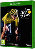 Tour de France 2016 Xbox One Cover Art
