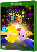 Pac-Man 256 Xbox One Cover Art