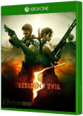 Resident Evil 5 Xbox One Cover Art