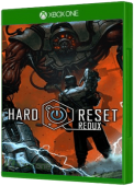 Hard Reset Redux Xbox One Cover Art